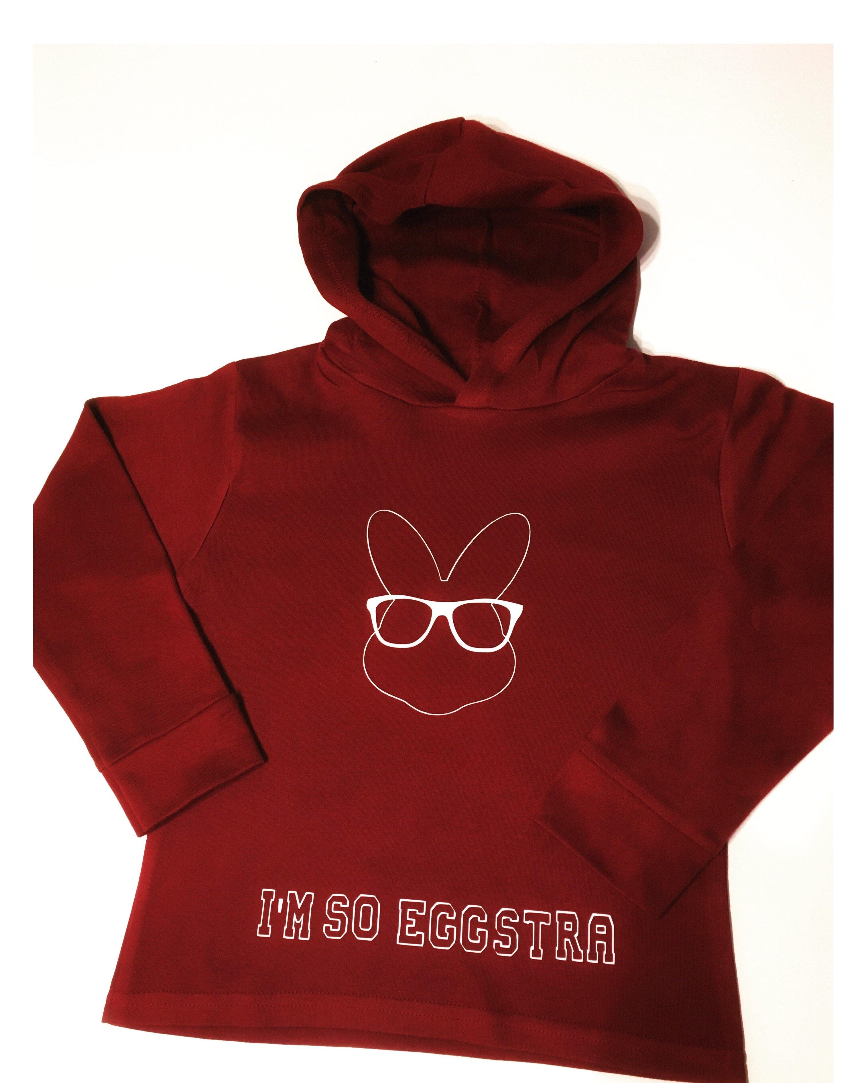 personalised Easter hoodie