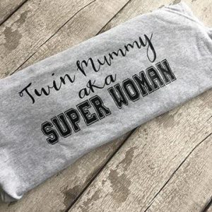 Twin Mummy Sweatshirt