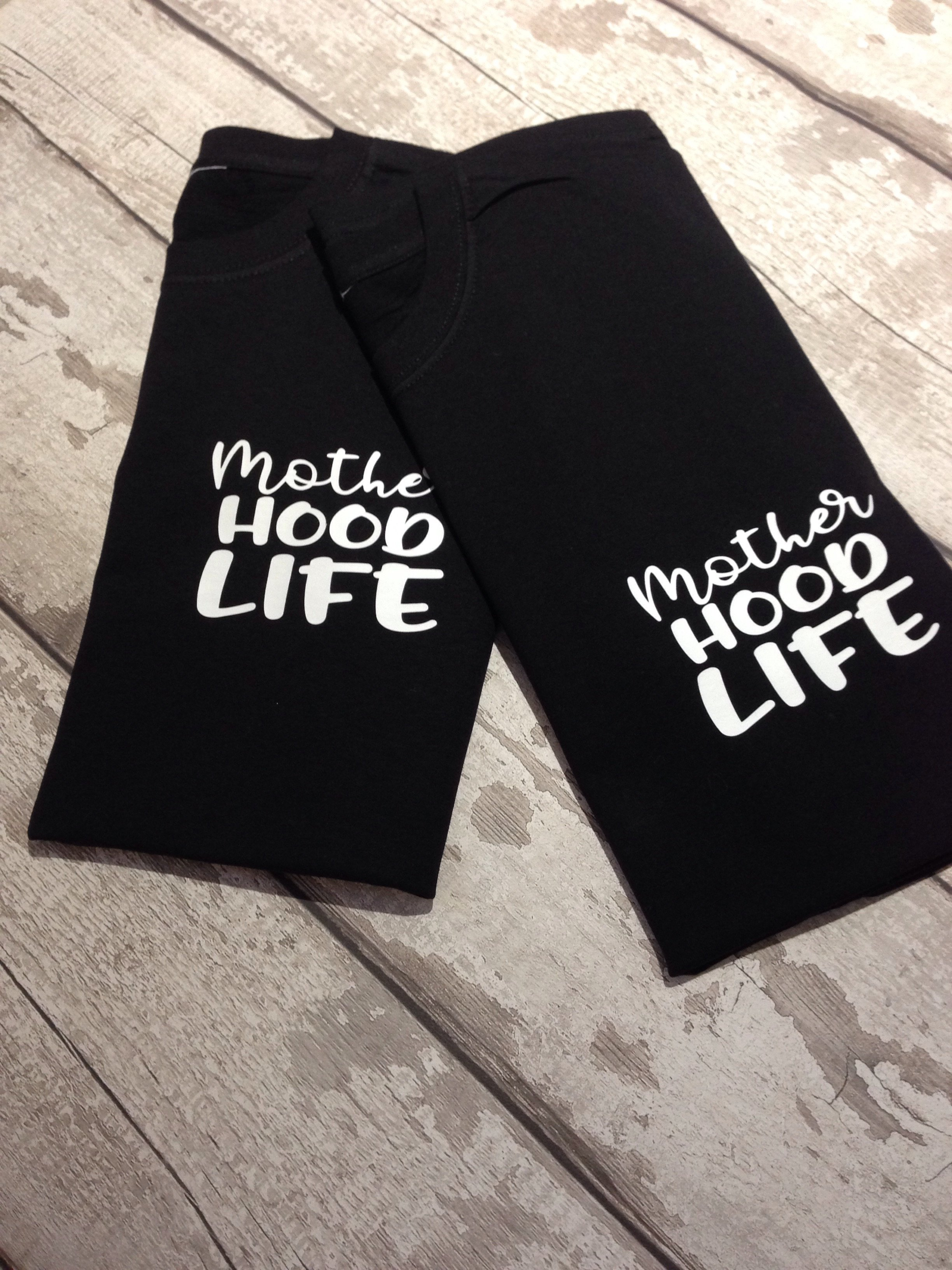 Mother Hood Life T shirt