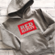 Red Marley Hill Climb Kids Hoodie