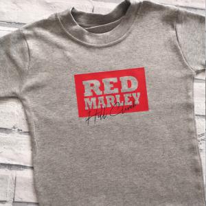 Red Marley Hill Climb T-shirt