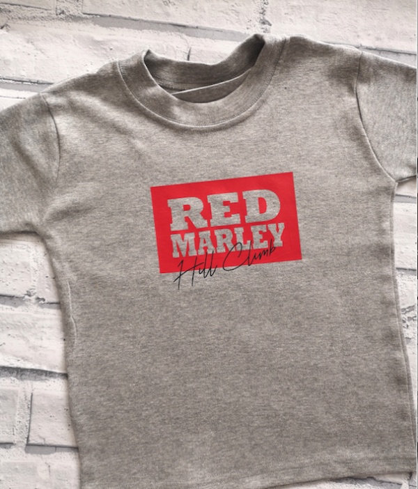 Red Marley Hill Climb T-shirt
