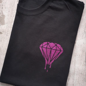 diamond drip design