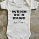 Personalised Daddy vest