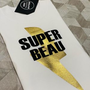personalised superhero top