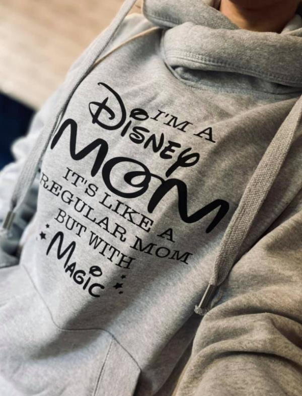 Disney Mom Snuggle Hoodie