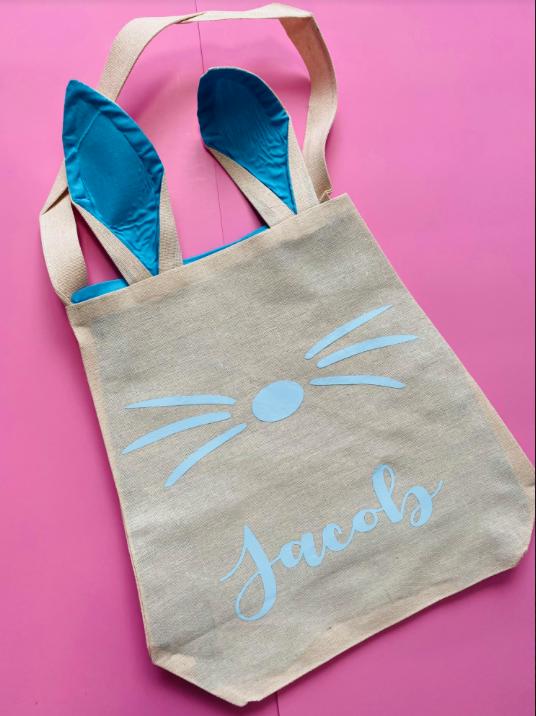 Personalised Easter Bag